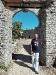 "Eingang zum verlassenen Dorf \""Perithia\"""