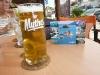 Ein letztes griechisches Bier