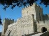 """Burganlage """"Castelo de São Jorge"""""""