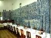 """Restaurant mit \""""Azulejos\"""" (Kachelbildern) ..."""
