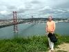 """Die \""""Golden Gate\"""" von Lissabon"""