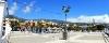 Plaza in El Paso