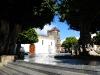 Kirchplatz in Los Llanos