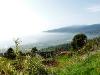 Blick zurück nach Santa Cruz