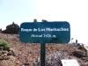 Auf dem Roque de Los Muchachos