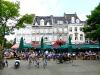 Restaurantzeile am Marktplatz