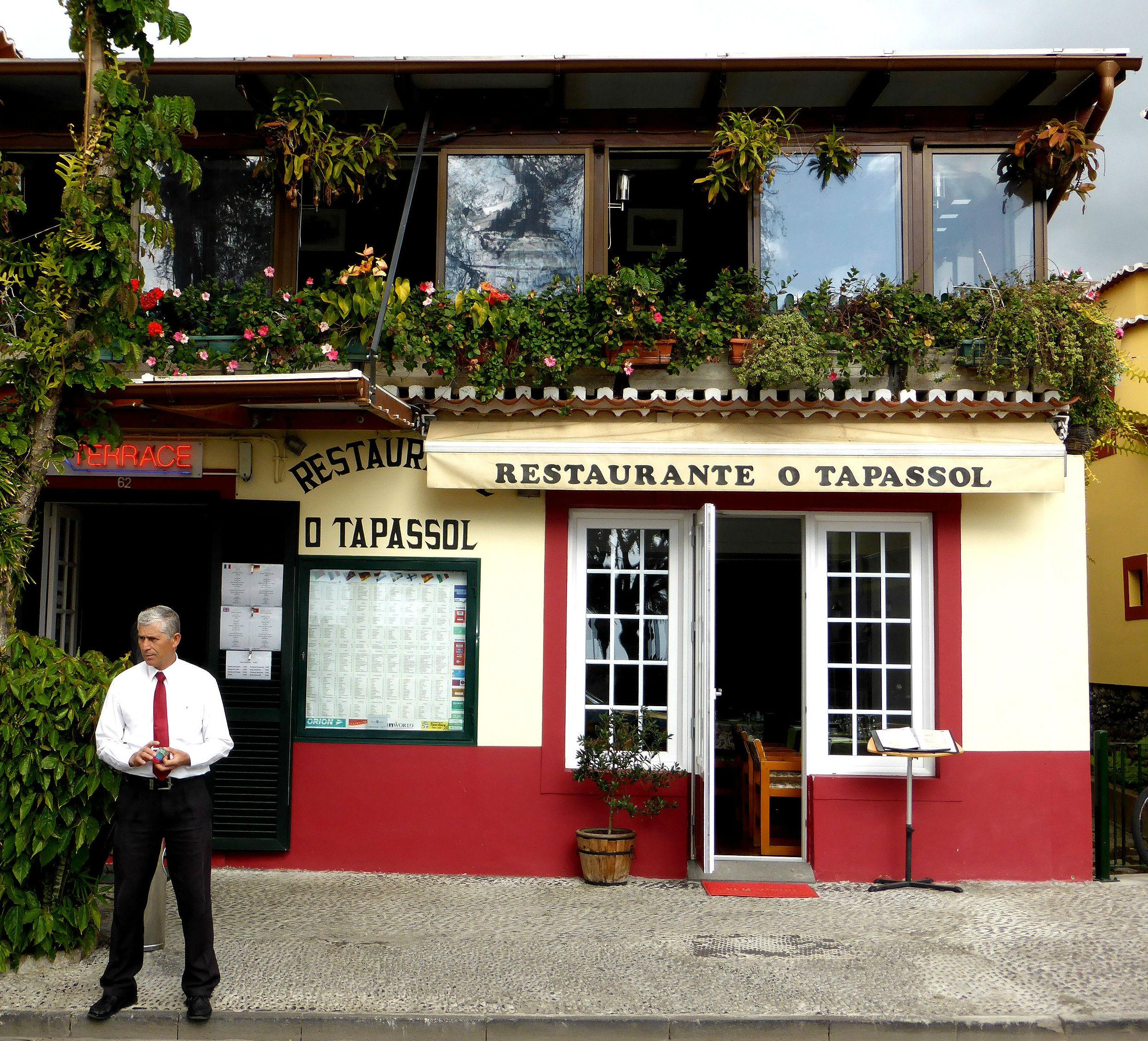 Restaurante O Tapassol