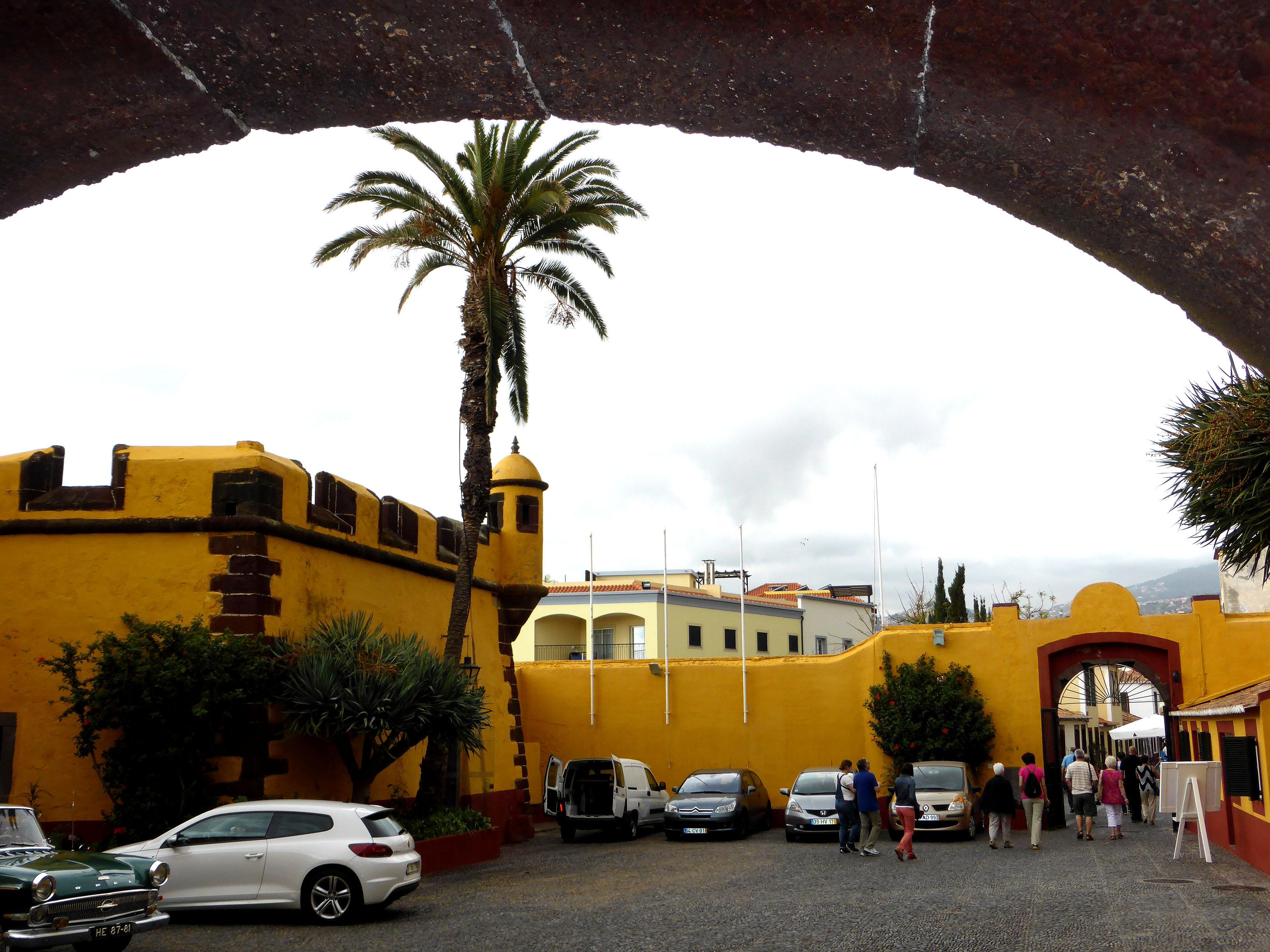 Fortalezo de Santiago