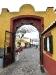 Tor zum Fortalezo de Santiago