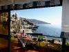 Blick aus dem Hotel auf Funchal