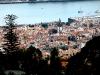 Blick von Monte auf Funchal mit der Kathedrale Sè