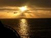 Sonnenaufgang über der Ilhas desertas
