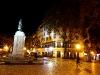 Avenida Arriaga mit Denkmal