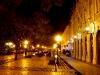 Avenida Arriaga am Abend