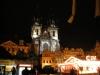 Prag-Markt mit Teynkirche