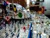 Glasfiguren und Nippeskram