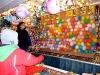 Pfeilwerfen auf Ballons
