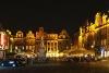Abendstimmung auf dem Alten Markt (Stary Rynek) in Posen