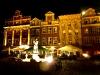 Bürgerhäuser am Altmarkt mit Proserpina-Brunnen