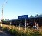 Abfahrt vom Bahnhof Nikolaiken gegen 5.00 Uhr
