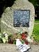 Gedenkstein der Opfer der Flucht über das Haff
