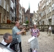 Musikanten auf der Ulica Mariacka ( Frauengasse)