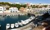 Hafen in Ciutadella