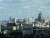 Blick auf das alte Moskau