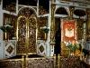 Innenraum mit Altarbildern