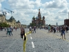 Auf dem Roten Platz