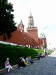 Kremlmauer mit Erlöserturm