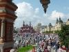 Viel Betrieb heute am Roten Platz