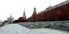 Kremlmauer mit Lenin Mausoleum und Basilika