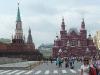 Historisches Museum und Lenin Mausoleum