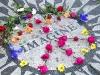 Imagine Mosaik für John Lennon