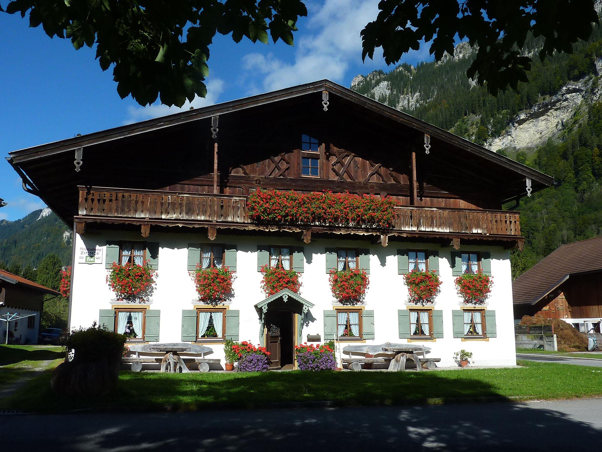 Hellmuts Travelpics » 39_Unterammergau-Oberammergau, 23.09. - 02. 10 ...