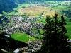 Blick auf Oberammergau vom Laber