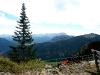 Blick vom Laber zur Zugspitze