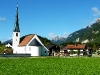 Kirche in Graswang