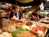 Fischmarkt in der Markthalle