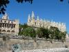 Die Kathedrale mit Almudaina