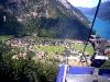 Zu Tal mit der Karwendel-Bergbahn