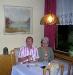 Frühstück in unserer Pension