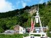 Restaurant und Schiffsanleger Loch Ness
