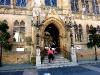 Eingang zum Rathaus