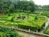 Beeindruckende Gartenanlagen