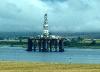 Erdölförderung im Cromarty Firth
