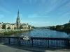 Blick zurück auf Perth