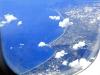 Anflug auf Sizilien