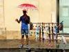 Regenschirme im Angebot